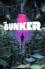 The Bunker Vol #1 Tpb Oni Comics Collects Issues #1-4 Joshua Fialkov Tp