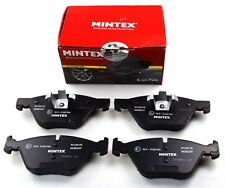 MINTEX FRONT BRAKE PADS FOR BMW 1 3 MDB2699 FAST DISPATCH (REAL IMAGE OF PART)