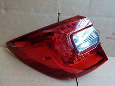 DRIVER LEFT HALOGEN WITH LED OEM SUBARU OUTBACK 15 16 17 OUTER TAIL LIGHT [B]