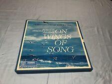 Readers Digest 6lp Set On Wings Of Song VG+