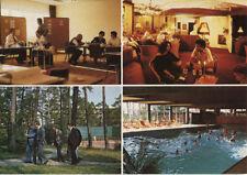 Alte Postkarte - Bad Kissingen - Hotel Sonnenhügel