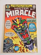 Mister Miracle #1 (Apr 1971, DC) FIRST Mister Miracle! FREE PRIORITY SHIPPING!!