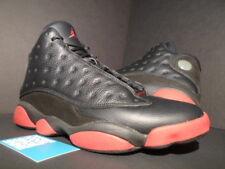 844a55a43e4ada Nike AIR JORDAN XIII 13 RETRO BLACK GYM RED DIRTY BRED PLAYOFF 414571-003 11