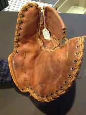 VINTAGE LEATHER BASEBALL GLOVE MITT WILSON 2884 BIG SCOOP ORLANDO CEPEDA GIANTS