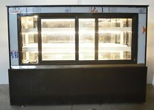 Refrigerated Bakery Showcase 47inch 220v Cake Display Case Pie Cool Cabinet New