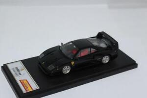Kane & Co. for Miniwerks 1/43 Ferrari F40 Street 1987 Black