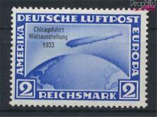 Deutsches Reich 497 postfrisch 1933 50. Ozeanüberquerung Graf Zeppeli (9213286