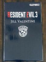 Biohazard Resident Evil 3 Remake Collector's Jill Valentine Statue Figure Capcom