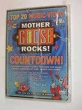 Mother Goose Rocks! (DVD, 2005) BRAND NEW FACTORY SEALED