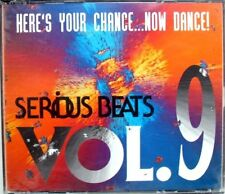 SERIOUS BEATS 9 = Cyberia/Astrospider/Ramirez/Vernon/Genlog...= grooves DELUXE!