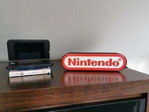 Nintendo USB Sign, Night Light, Nintendo Switch, Animal Crossing, Led Light Logo