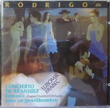 Lubomir Brabec - Rodrigo: Concierto de Aranjuez - Audio- CD