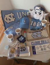 North Carolina Tarheel Fan Kit UNC College Dorm Kit