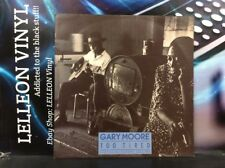"Gary Moore Too Tired F/t Albert Collins 12"" Single Vinyl VST1306 A1/B1 Rock 90's"