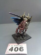 Warhammer Age of Sigmar Warriors of Chaos Lord Archaon of the Endtimes 406