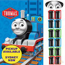 THOMAS THE TANK ENGINE PARTY SUPPLIES BIRTHDAY GAME 2-12 PLAYERS BANNER