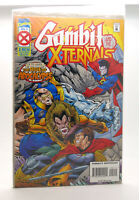 GAMBIT AND THE X-TERNALS VOL. 1 NO. 2 APRIL 1995  1st Edition 1st Printing