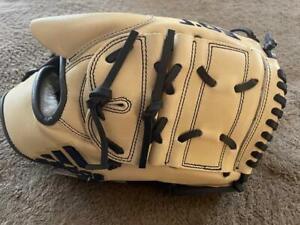 "Adidas EQT 12"" Pitcher/Infielder Glove. NEW. American Steerhide. Finger pocket."