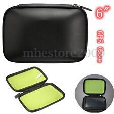 Universal 6'' Car GPS Navigator Hand Carry Case Cover Bag Waterproof Shockproof