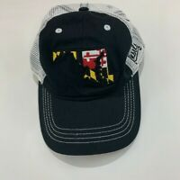 Aksels maryland trucker mesh hat cap snapback adjustable brand new