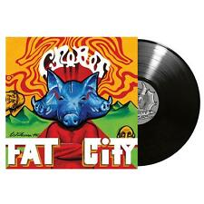 CROBOT – Fat City - LP Vinyl black Neu New