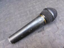 Untested As Is Nady Sp-5 Xlr Microphone Starpower Series Vocal Instrument Mic