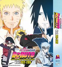 DVD ANIME BORUTO : Naruto Next Generation Vol.712-735 Box 25 Eng Subs + FREE DVD