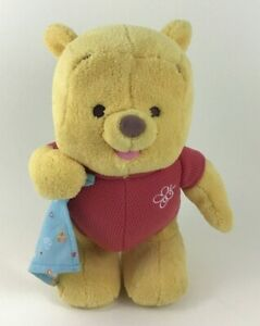 Fisher Price Love to Walk Baby Pooh Bear Sounds Movements Winnie the Pooh 2003