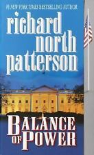 Balance of Power by Richard North Patterson, Good Book