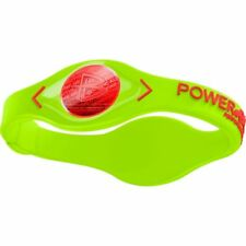 Authentic Power Balance Red Hologram Silicone Wristband - Volt - X-Small
