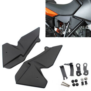 2X Radiator Side Cover Panel Guard Protector For KTM 1050 1090 1190 1290 ADV