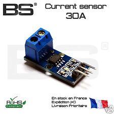 Capteur ampèremétrique ACS712 current sensor ammeter 30A Arduino Pi ESP8266 IOT
