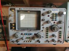 HP Hewlett Packard 1741A 100MHz 2-Channel Storage Oscilloscope w/options 2 and 3