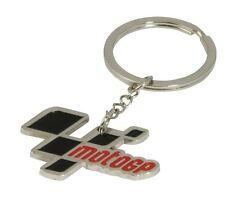 MotoGP Ufficiale Motocicletta Bici Multiuso Portachiavi Keyfob LOGO IN METALLO