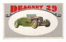 Vintage Way Out Wheels , 1970 , Dragnet  No 32