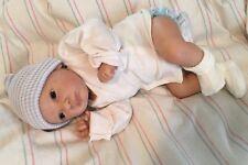Reborn Baby Girl ~ Aurora Sky by Laura Lee Eagles ~ OOAK Art Doll