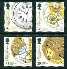 1993 GB Marine Timekeepers UM. SG 1654-1657