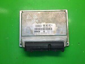 Audi A6 4B 1,8T AEB Engine control unit engine control unit 4B0907557A 026120425