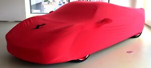 Ferrari Factory California Red Car Cover # 87223600 Algar Ferrari In Stock!!!