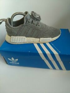 Adidas nmd Trainers Size 5 grey running gym walking