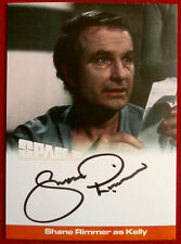 SPACE 1999 - SHANE RIMMER as Kelly- AUTOGRAPH CARD SR2 - Unstoppable Cards 2018