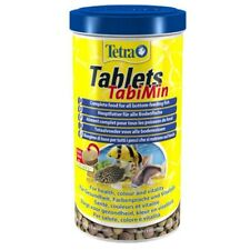 Tetra Tablets TabiMin 500ml,1L Complete food for all bottom-feeding fish