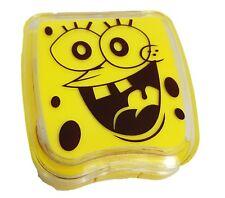 Mini Sponge Coloured Contact Lens Lenses Travel Kit - Mirror - Case - Tweezers