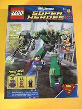 LEGO Super Heroes Superman vs. Power Armor Lex #6862 FACTORY-SEALED NIB