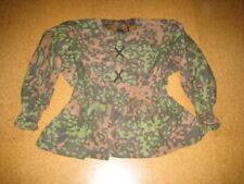 Tarnjacke M42 eichenlaub size M Smock oak leaf pattern camouflage Schlupfhemd