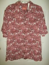 Tommy Bahama Button-Front Regular L Casual Shirts for Men