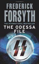 The Odessa File,Frederick Forsyth- 9780099559832