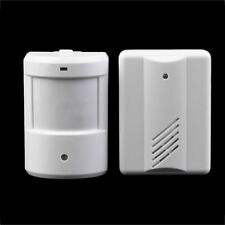 RESTAURANT SHOP DOOR ENTRY WIRELESS PIR MOTION SENSOR DOOR CHIME DOOR BELL ALARM