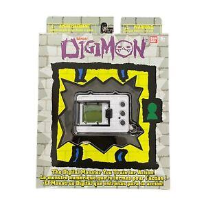 Digimon Tamagotchi 20th Anniversary Pet White Digi Vice BRAND NEW