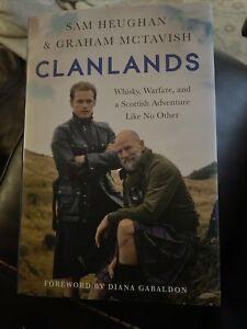 Clanlands  Sam / Mctavish,Graham Heughan 2020, Book